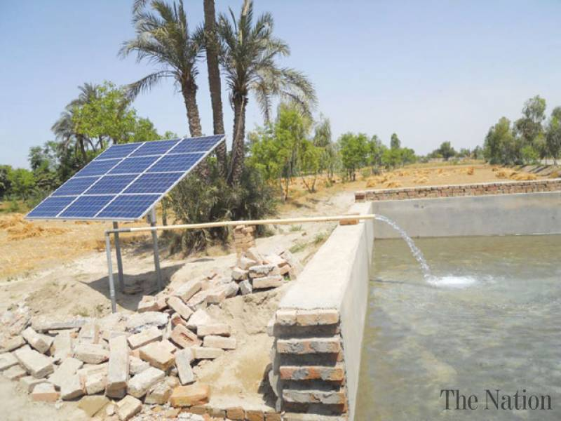 converting-tubewells-on-solar-energy-can-Pakistan