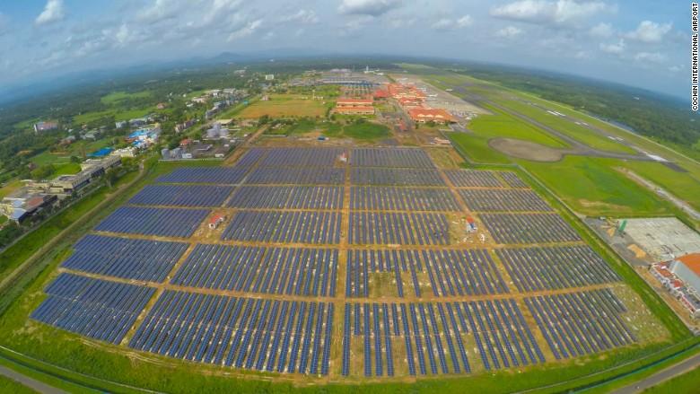 Solar Airport