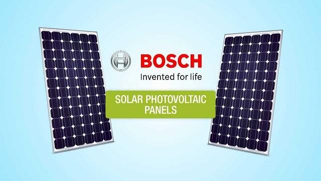 Bosch Solar Panels