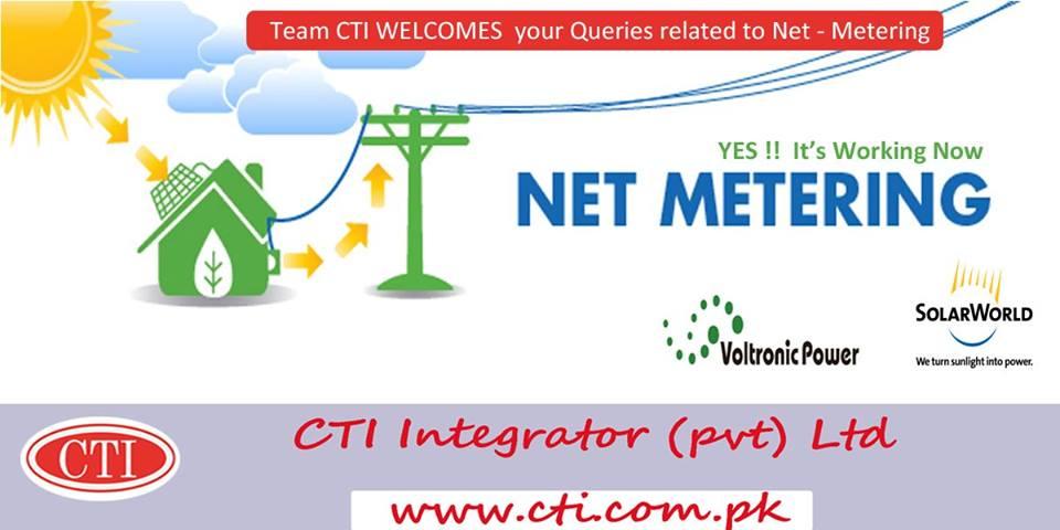 Net Metering Pakistan